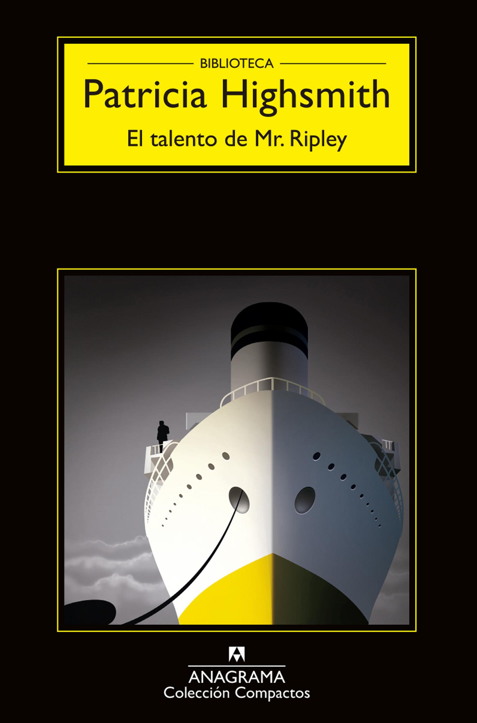 El talento de Mr. Ripley, de Patricia Highsmith