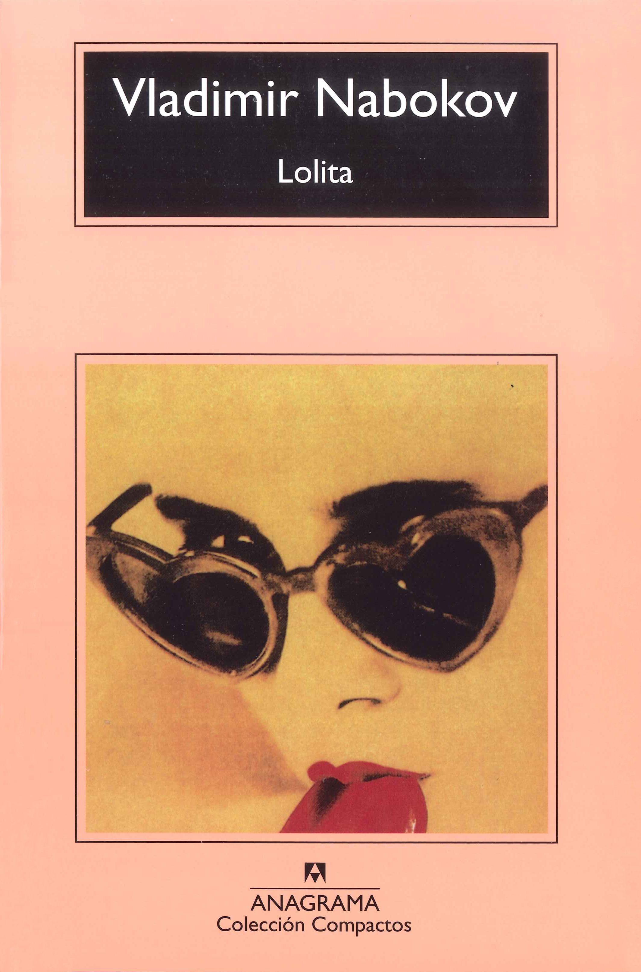 Resultado de imagen de lolita anagrama portada