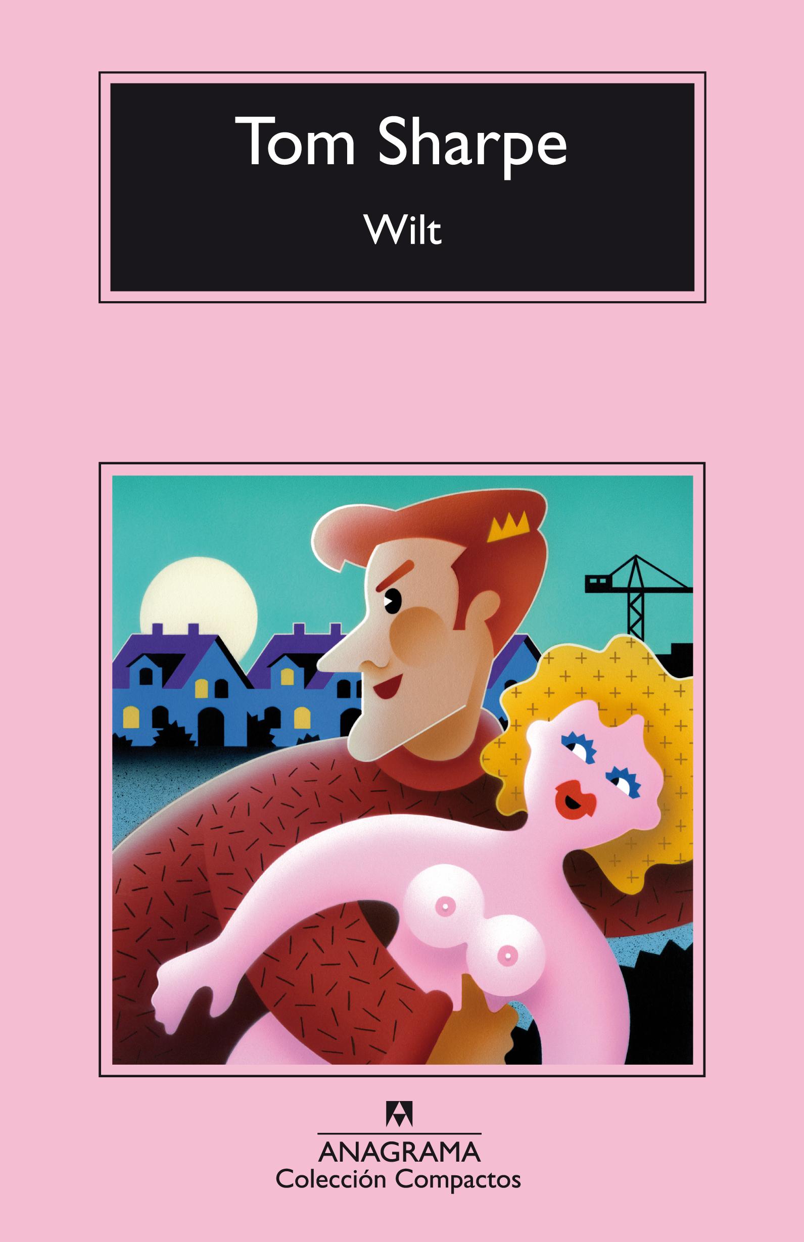 Wilt, en nuestra selección de libros de humor inglés
