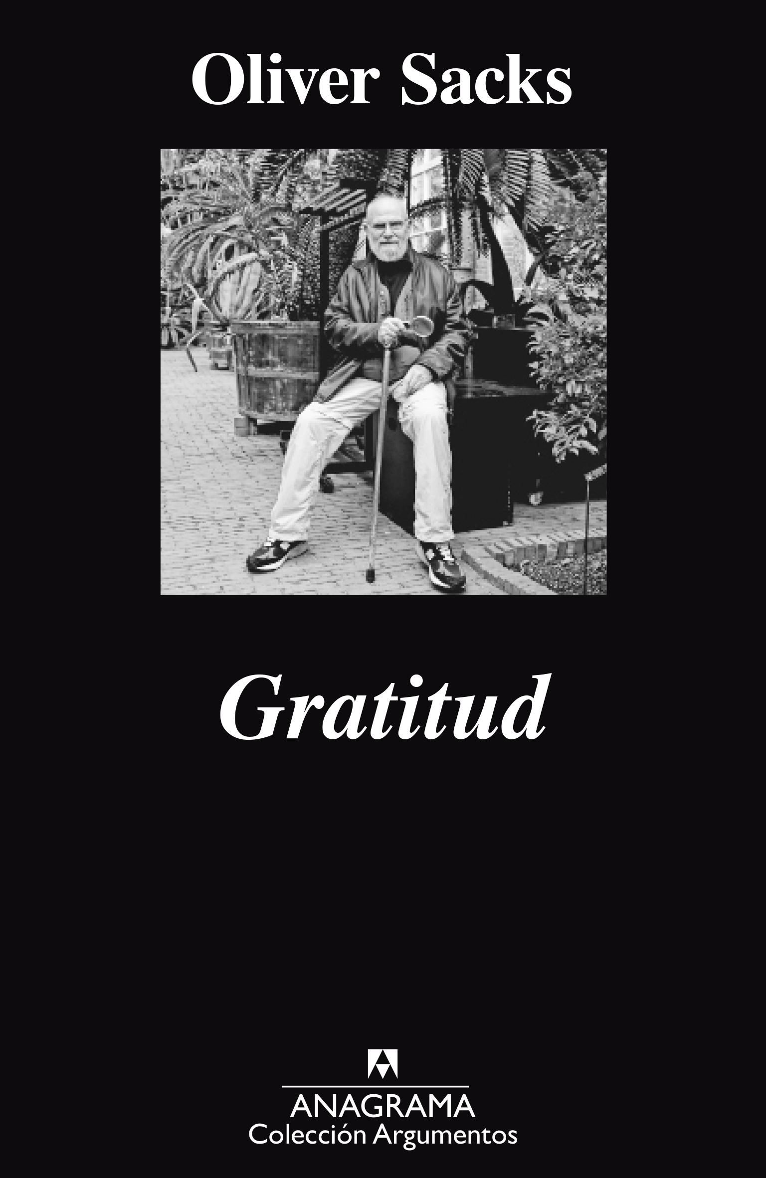 Resultado de imagen de gratitud oliver sacks