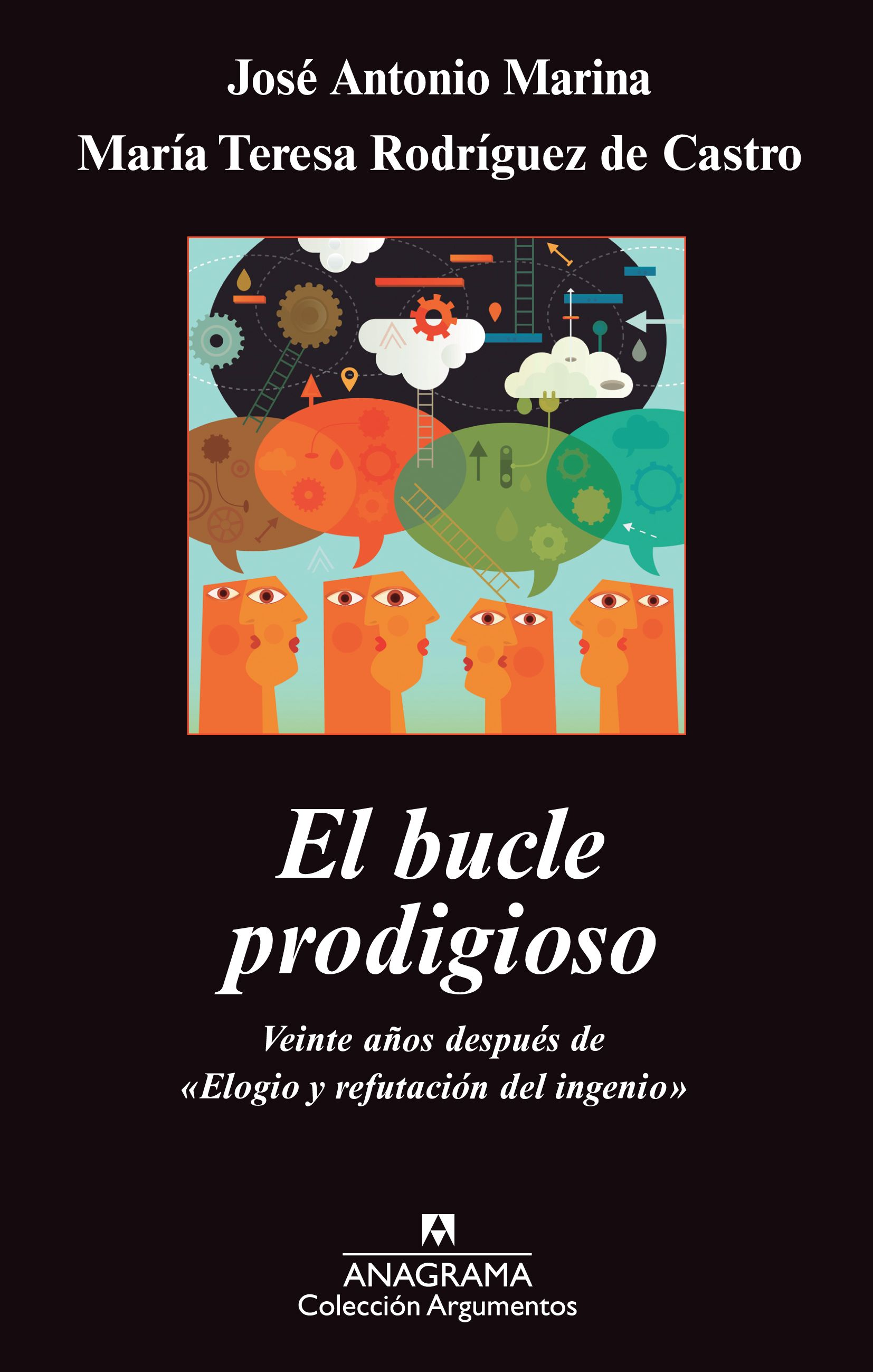 El bucle prodigioso - Editorial Anagrama