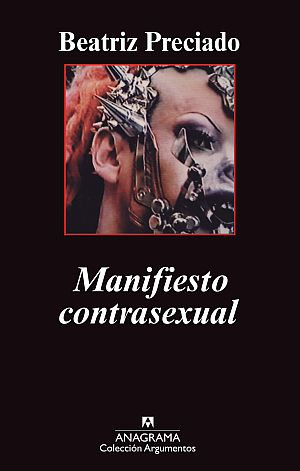 Manifiesto contrasexual anagrama