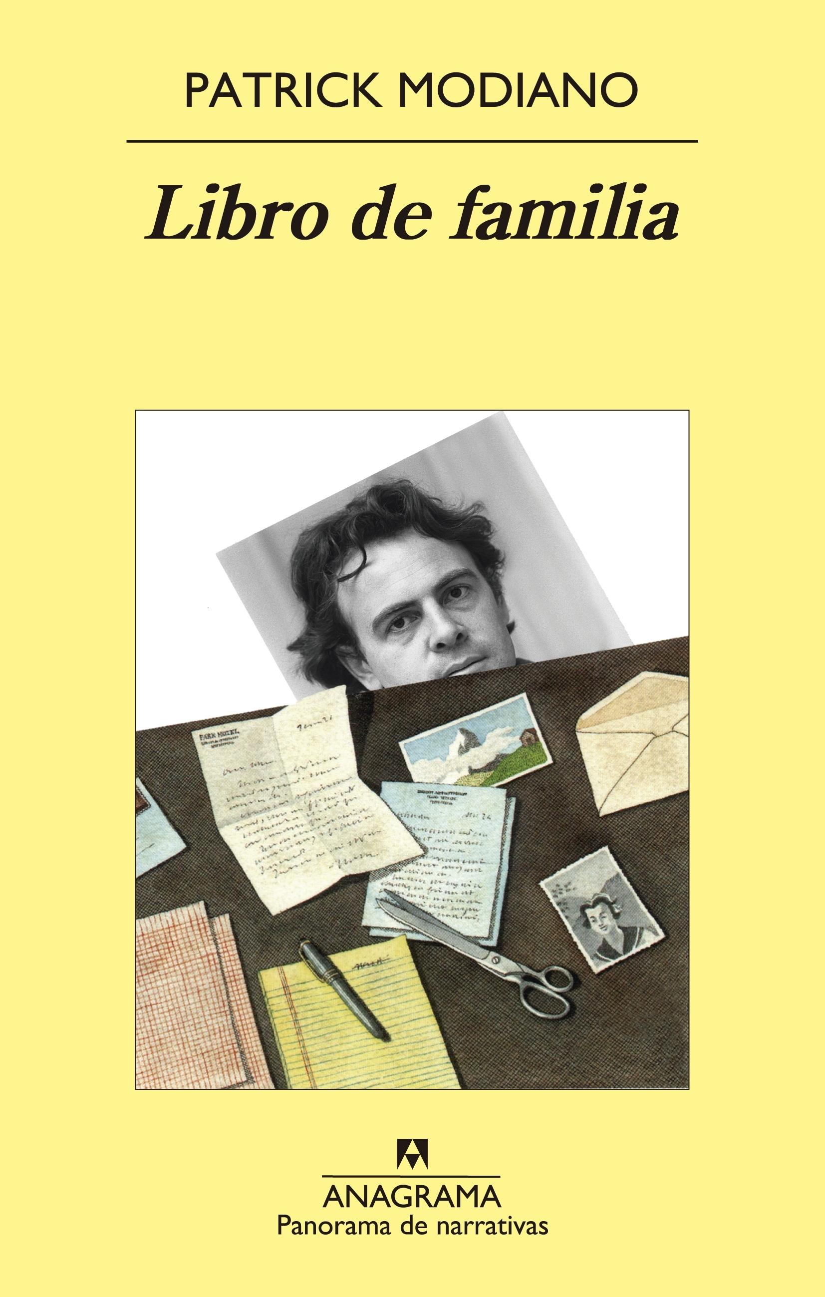 Libro de familia - Editorial Anagrama