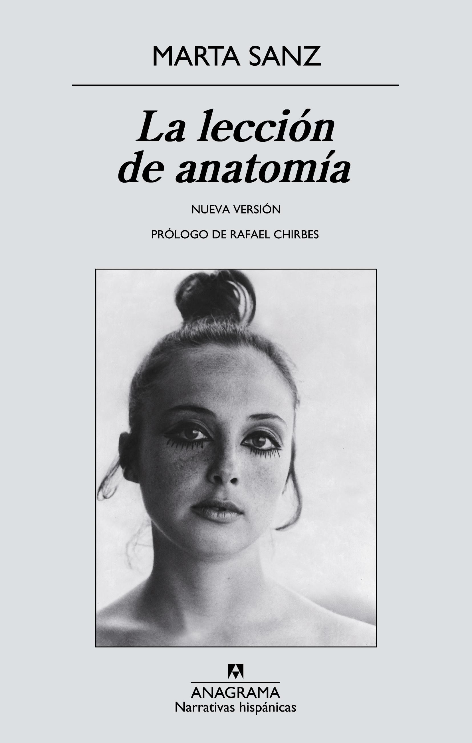 La lección de anatomía - Editorial Anagrama
