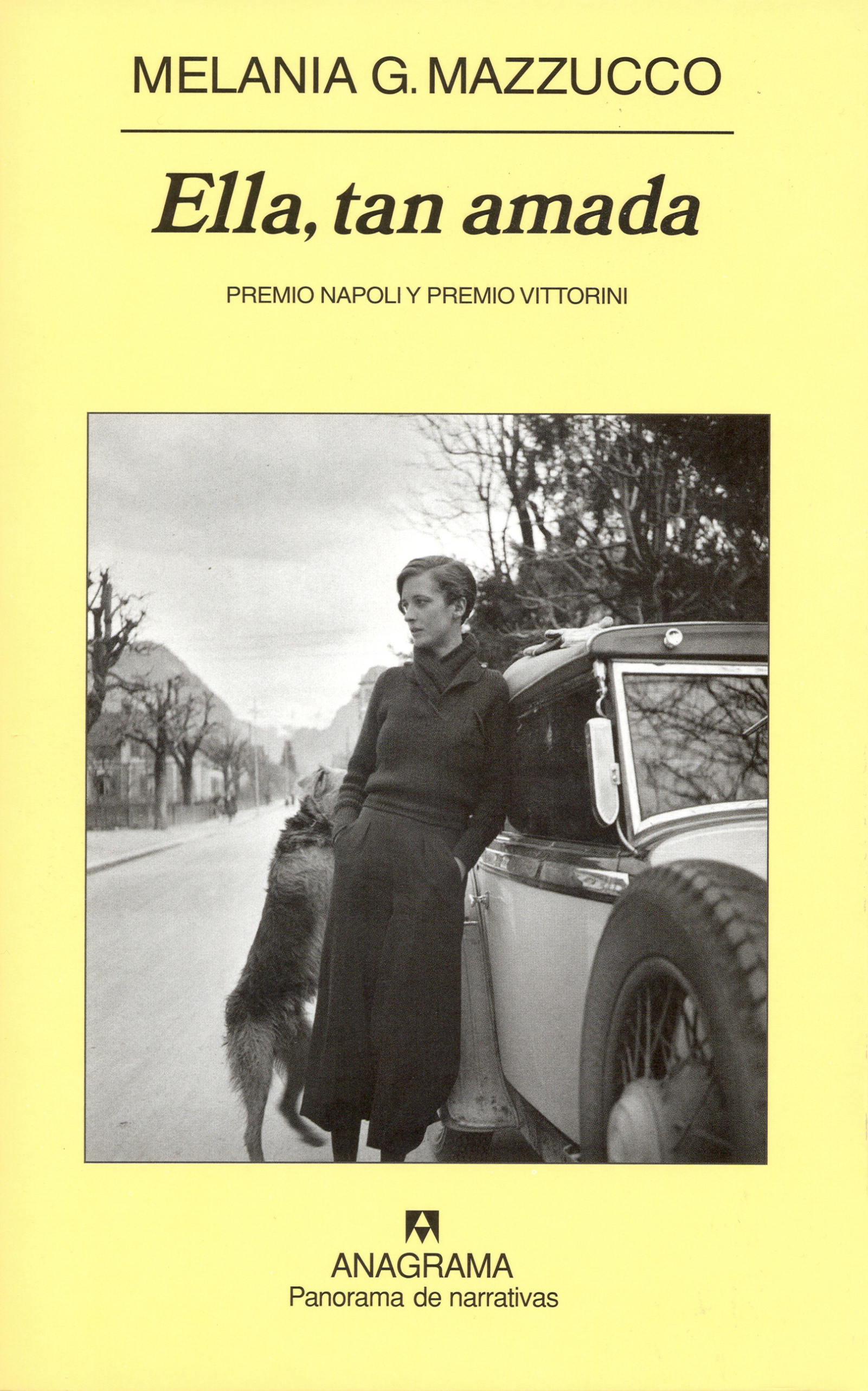 Ella, tan amada - Mazzucco, Melania G. - 978-84-339-7110-4 ...