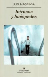 Intrusos y huéspedes
