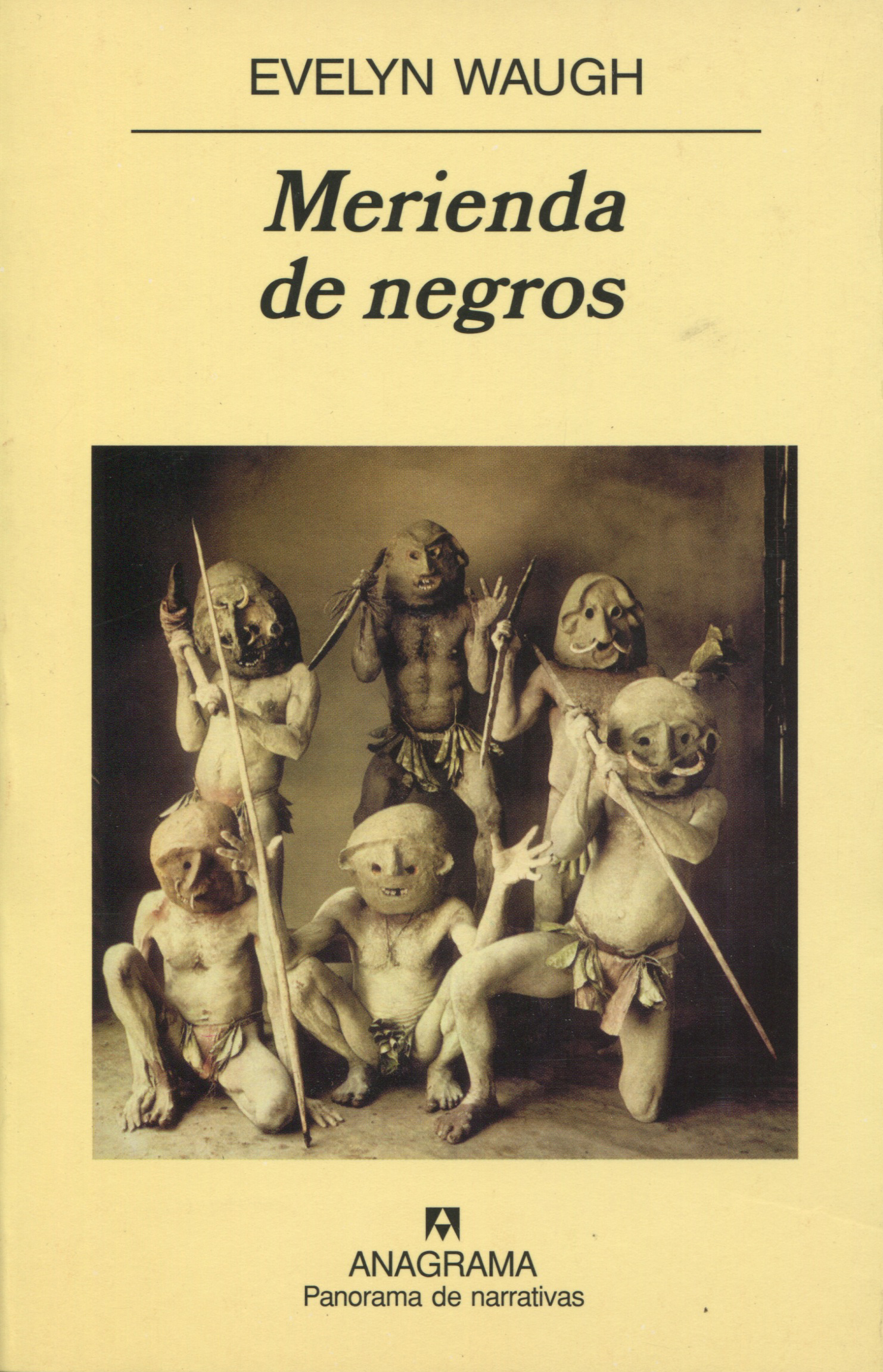 Merienda de negros, en nuestra selección de humor inglés.