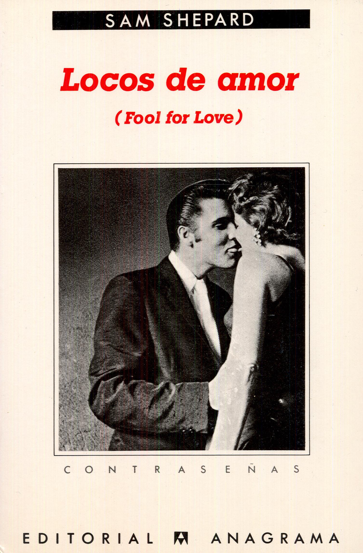 Locos De Amor Editorial Anagrama