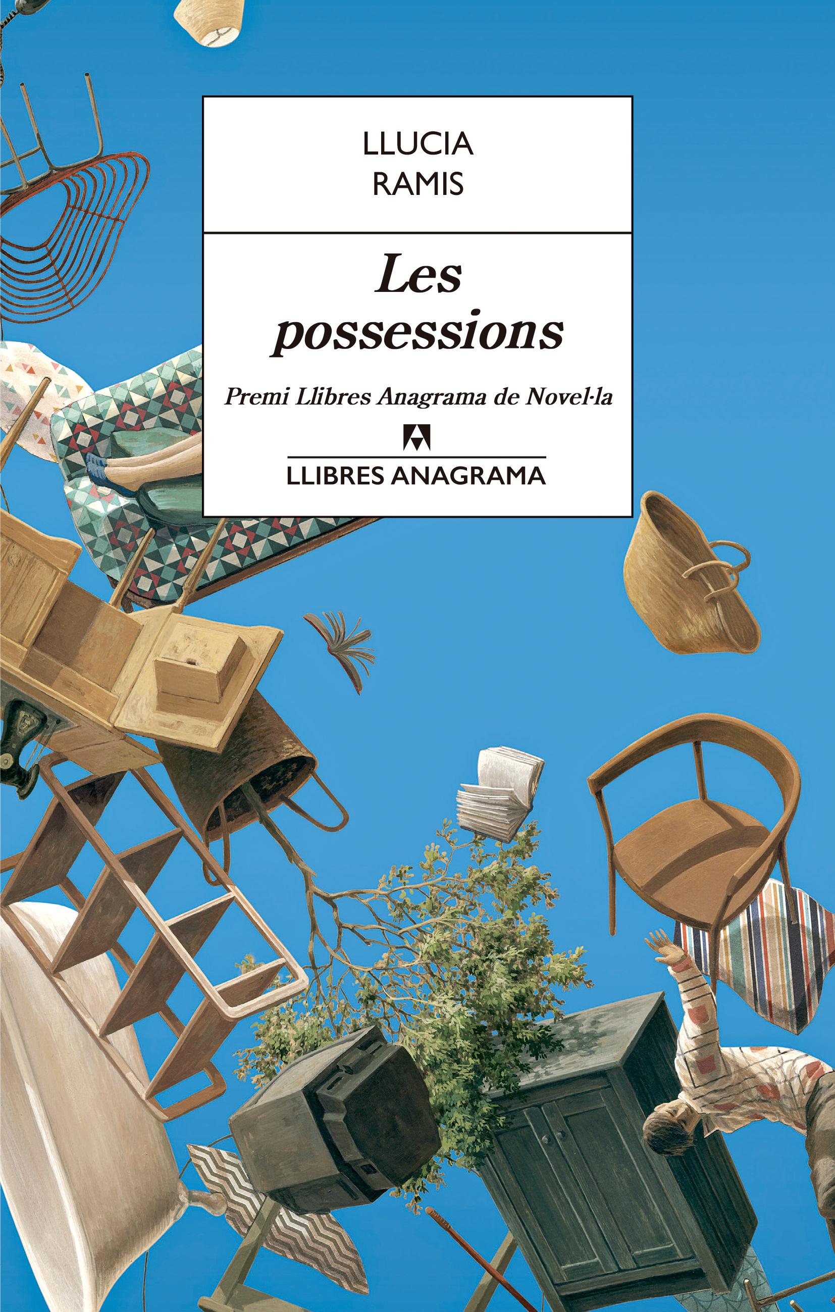 Resultado de imagen de Les possessions, de Llucia Ramis