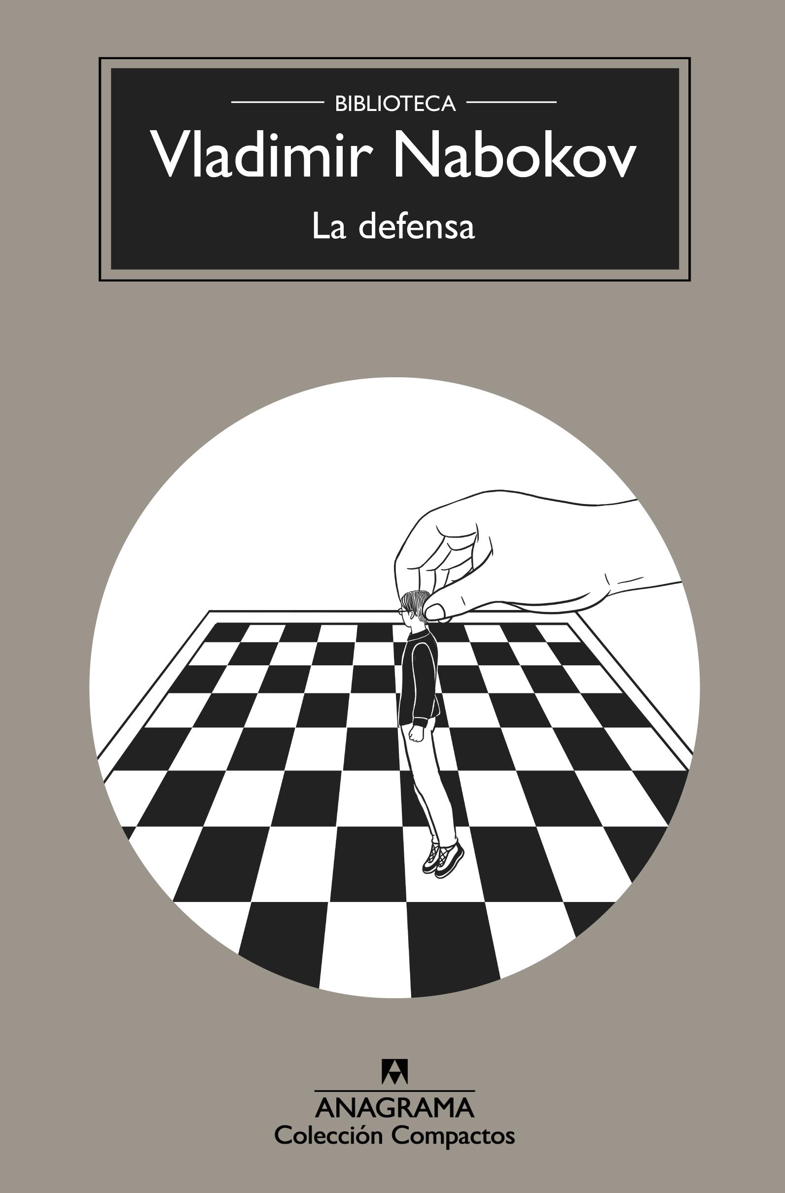 """Resultado de imagen de la defensa nabokov"""""""