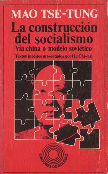 La construcción del socialismo - Tse-tung, Mao - 978-84