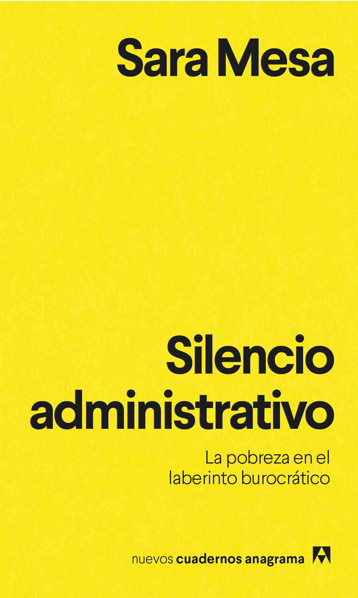 Resultado de imagen de silencio administrativo sara mesa