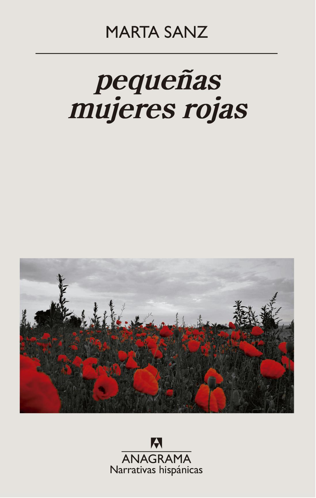 Pequeñas mujeres pequeñas, de Marta Sanz - Finalista Premios Estandarte 2020 a mejor novela del año
