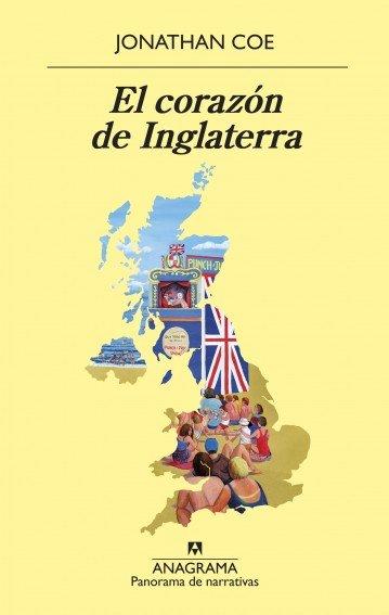 El corazón de Inglaterra - Jonathan Coe