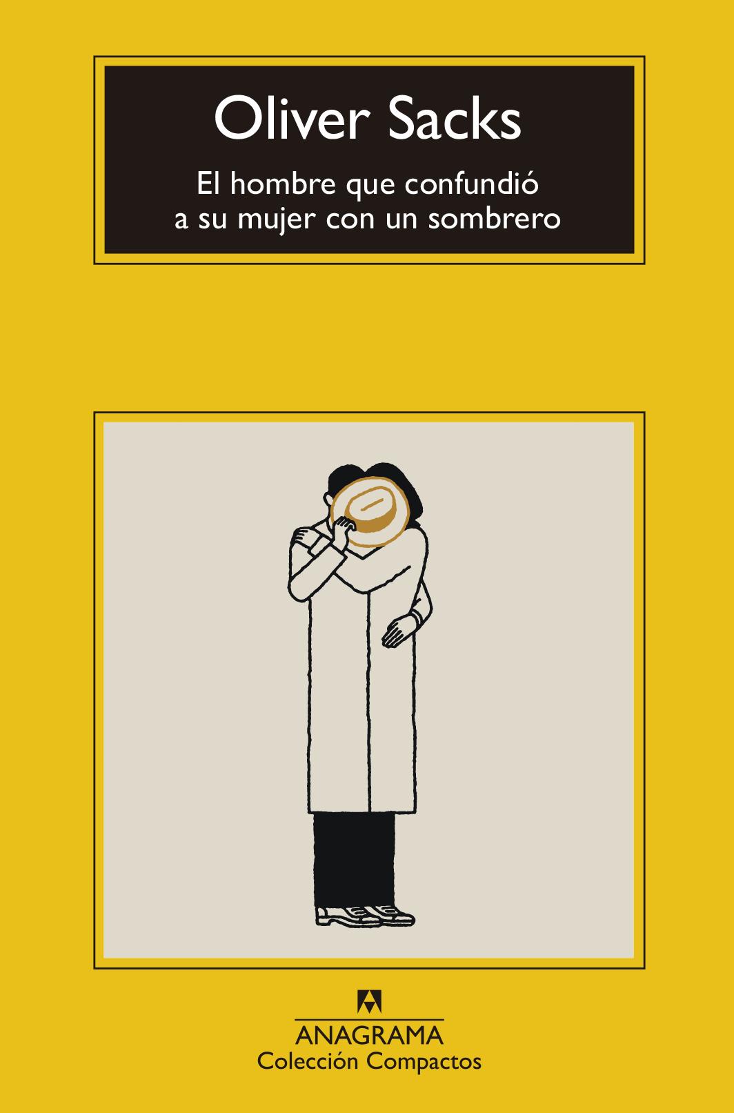 El mejor libro de neurología: El hombre que confundió a su