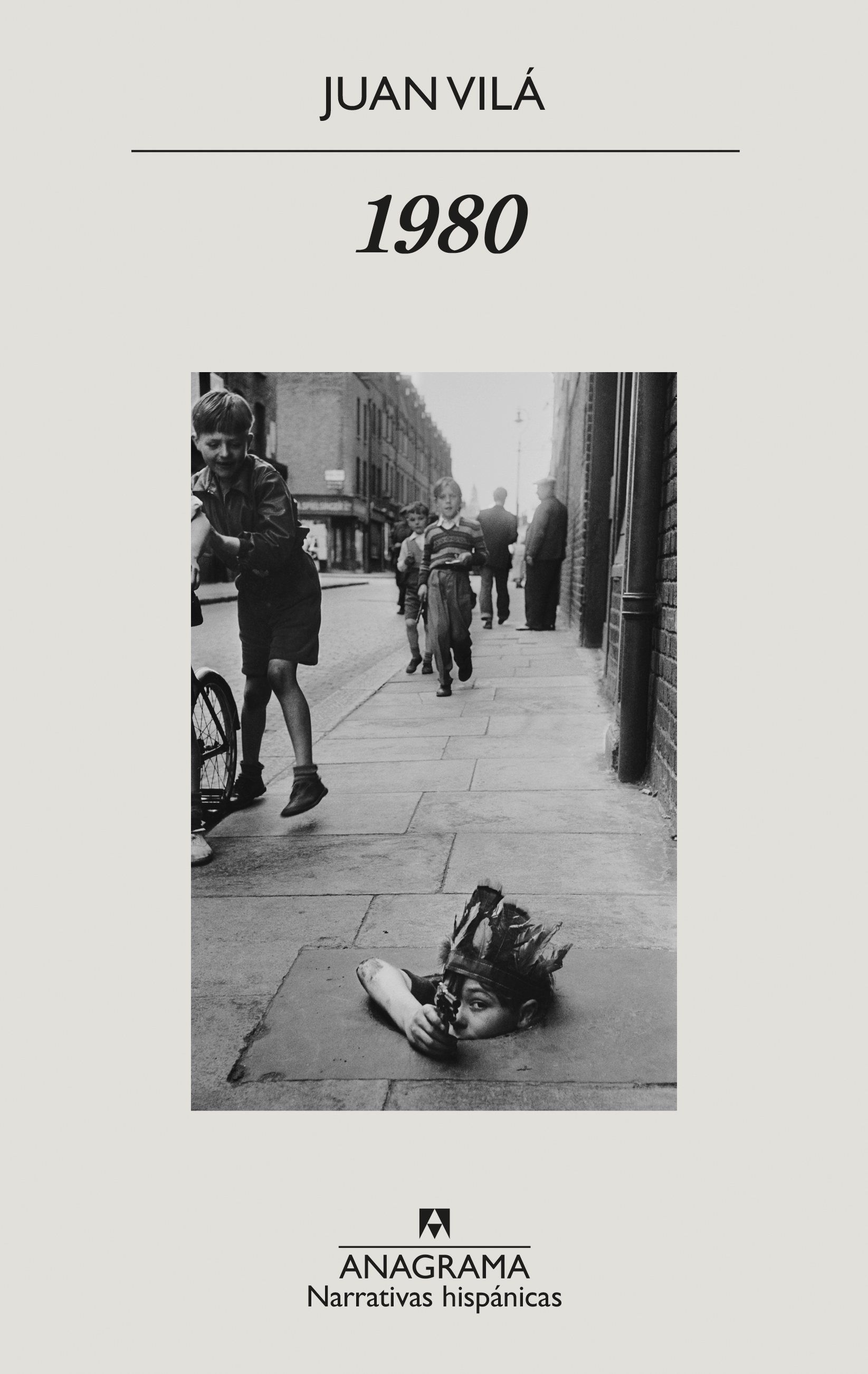 1980, de Juan Vila - Libros de padres e hijos